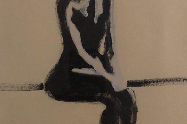 JOAN MCLOUGHLIN  Acrylic $295
